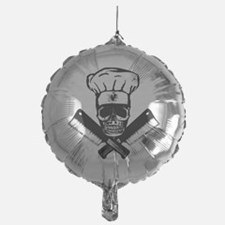 Chef_Skull_HCBW Balloon