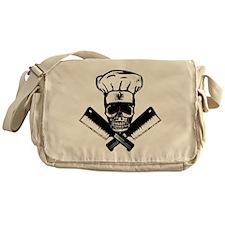 Chef_Skull_HCBW Messenger Bag