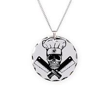 Chef_Skull_HCBW Necklace