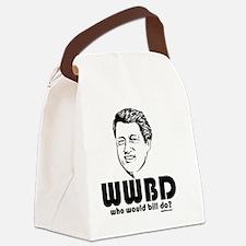 cp politics390 Canvas Lunch Bag