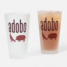 adobo3brown_CPDark Drinking Glass