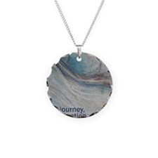 PSTR-journey3 copy Necklace Circle Charm