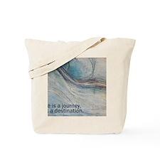 PSTR-journey3 copy Tote Bag