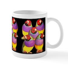 Gouldian Finch Small Mug