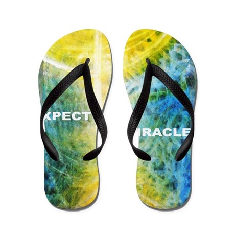 PSTR-expect miracles2 Flip Flops