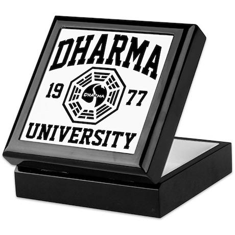 Dharma U Keepsake Box