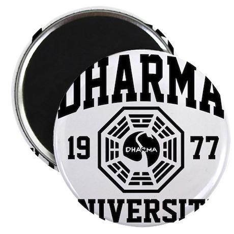 Dharma U Magnet
