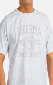 Dharma Univ -dk T-Shirt