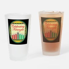 Kwanzaa Drinking Glass