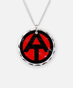 actionteam Necklace Circle Charm