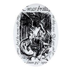 Brilling-iPhone4G-shift Oval Ornament