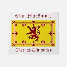 MacIntyre Throw Blanket