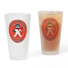 a-very-williamsburg Drinking Glass