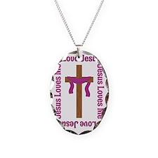 Jesus Love Necklace