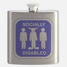 Socially Disabled.gif Flask