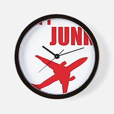 tsa2junk2 Wall Clock