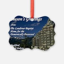homefordpossessed Ornament