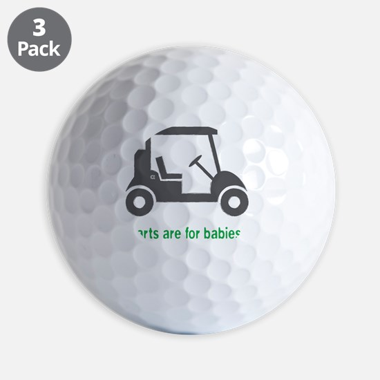 Golf_Carts_Green Golf Ball