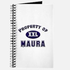 Property of maura Journal