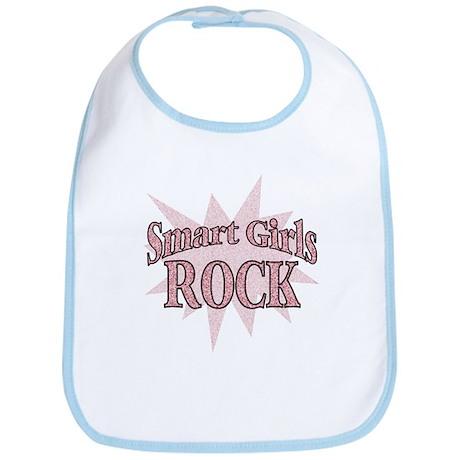 Smart Girls Rock Bib