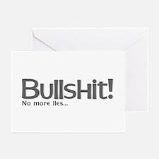 bullshit Greeting Cards