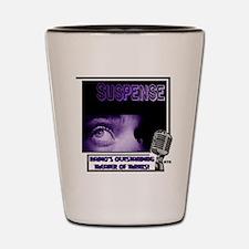 suspense Shot Glass