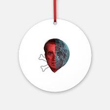 Nixon Round Ornament