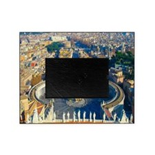 (sq) Rome-Piazza Picture Frame