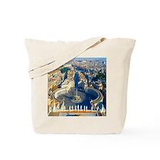 (sq) Rome-Piazza Tote Bag