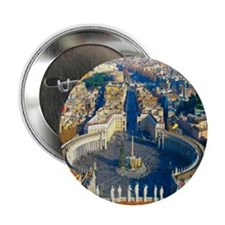 "(sq) Rome-Piazza 2.25"" Button"