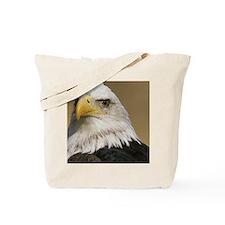 Eagle panel Tote Bag