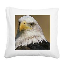 Eagle calendar Square Canvas Pillow