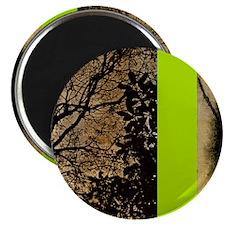 live green no word calendar Magnet