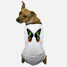 Madagascan Sunset Moth Dog T-Shirt