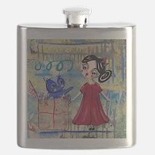 Blue Cat Series -  Loralai - Im Your Present Flask