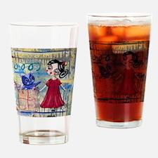 Blue Cat Series -  Loralai - Im You Drinking Glass