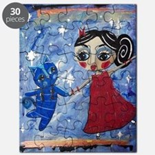 STAR POWER - LORALAI - Blue Cat Series Puzzle