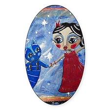 STAR POWER - LORALAI - Blue Cat Ser Decal