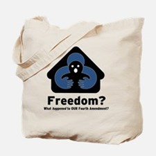 Freedom-Icon Tote Bag