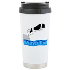 Water Dog - Landseer Travel Mug