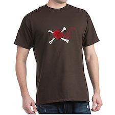 Yarn and Crossbones T-Shirt