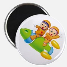 Cute Space infant Magnet