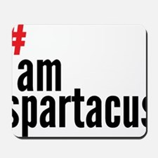 i-am-spartacus-tallbox-red Mousepad