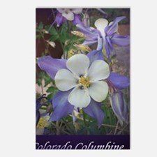 Columbines mp Postcards (Package of 8)
