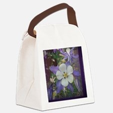 Columbines mp Canvas Lunch Bag