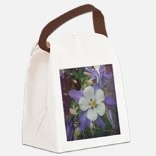 Columbines nc Canvas Lunch Bag