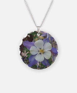 Columbines nc Necklace