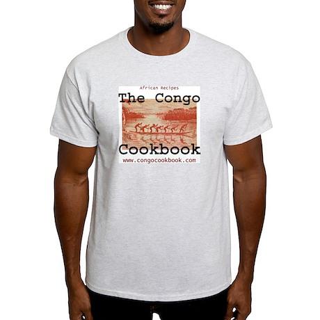 Congo Cookbook Light T-Shirt