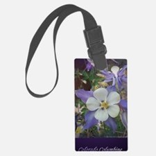 Columbines jr Luggage Tag