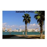 Florida sarasota Postcards